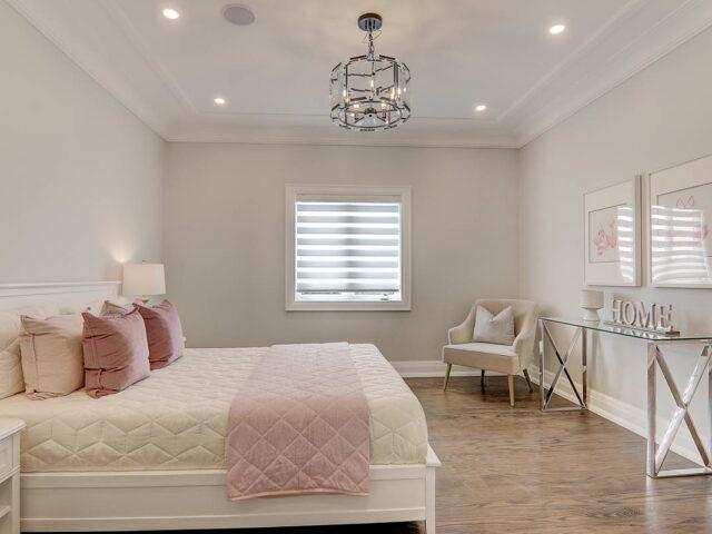 Bedroom renovation - home remodeling