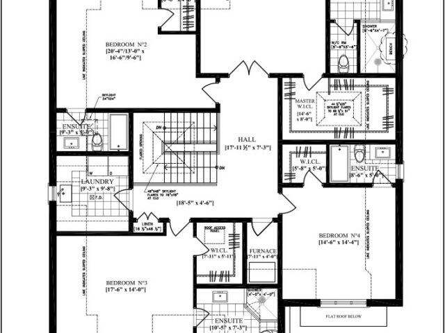 Home Addition Project Blueprint
