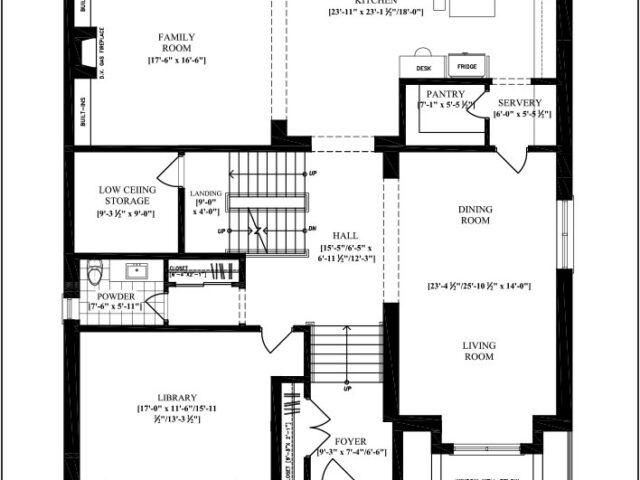 Home Renovation Project Blueprint