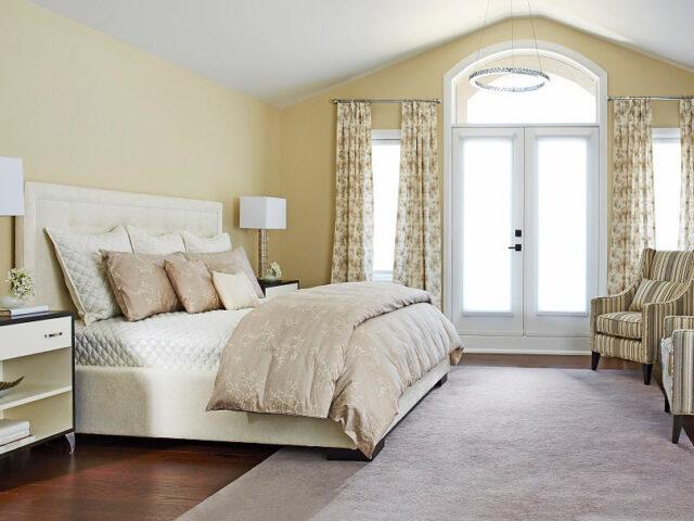 Amazing Bedroom Renovation by Torino Construction