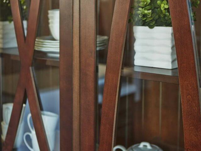 Custom Dining Room Cabinets in Custom Home Toronto