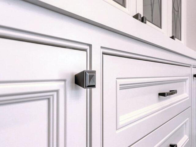 custom kitchen cabinets - custom home builders