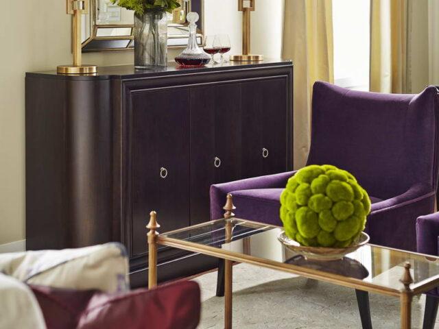 Classic Interior Design in Custom Home
